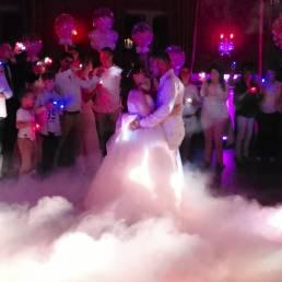 Dansen op een wolk