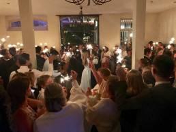 romantische openingsdans tijdens huwelijk